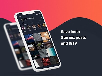 Story Saver Premium v3.9.0 MOD APK by Sunrise Tech 1
