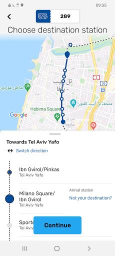 Rav-Pass & Rav-Kav by HopOn android2mod screenshots 3