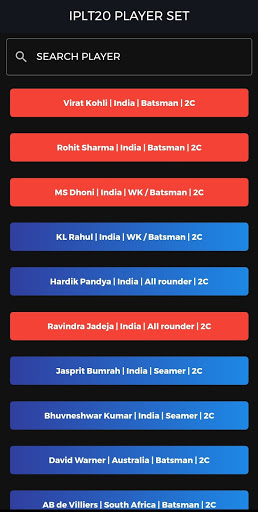 CricAuc: The Ultimate Cricket Auction 4.2.3 screenshots 6