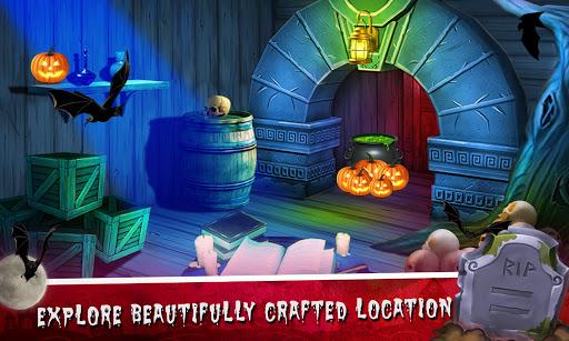Escape Mystery Room Adventure - The Dark Fence screenshots 2