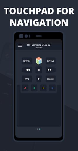 Samsung TV Remote Control - Remotie android2mod screenshots 2