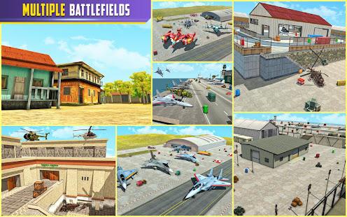 Download Robot Fps Shooting Games: Counter Terrorist Strike For PC Windows and Mac apk screenshot 14