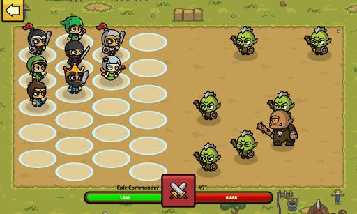 Raid Heroes: Total War screenshots 1