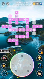Word Match - Crossword Puzzle Game