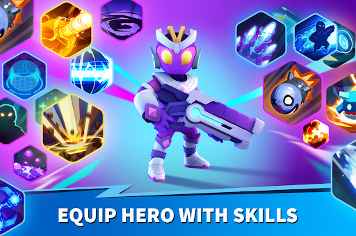 Heroes Strike - Modern Moba & Battle Royale  screenshots 15