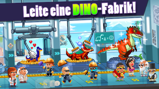 Dino Factory Screenshot