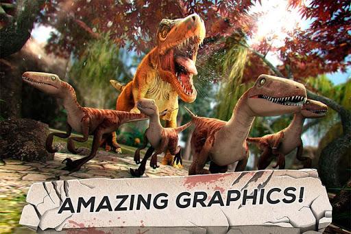 Jurassic Dinosaur Simulator 3D  screenshots 2