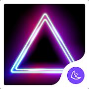 Shine Glitter Neon APUS stylish theme