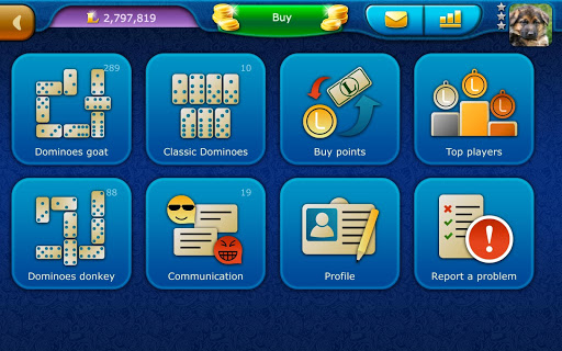 Dominoes LiveGames - free online game 4.01 screenshots 13