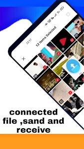 File Transfer & Sharing Video & Music Transfer App 1.0