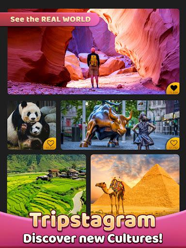 Travel Crush: New Puzzle Adventure Match 3 Game  screenshots 11