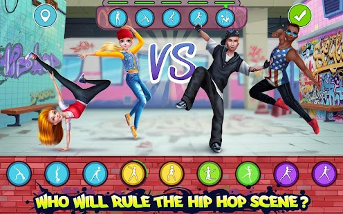 Hip Hop Battle - Girls vs. Boys Dance Clash Screenshot