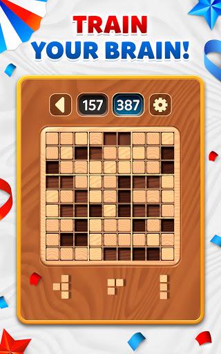 Braindoku - Sudoku Block Puzzle & Brain Training apktram screenshots 7