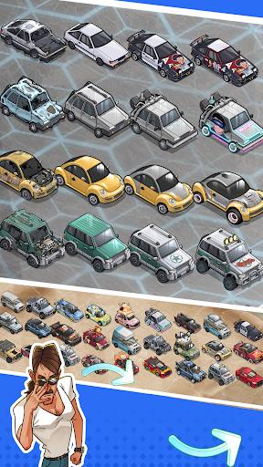 Used Car Tycoon Game Apkfinish screenshots 5