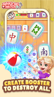 Mahjong Crush - Free Match Puzzle Game