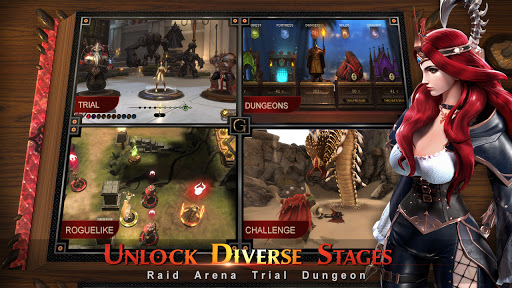 Magnum Quest screenshots 17