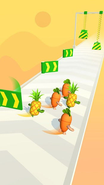 Fruit Rush screenshot 2