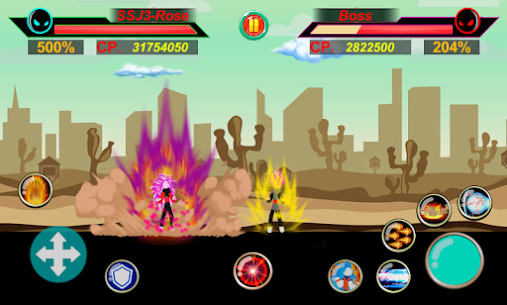 God of Stickman 3 Mod 1.6.0.5 Apk [Unlimited Money] 1