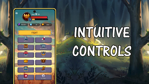 Simplest RPG Game - Online Edition apktram screenshots 9