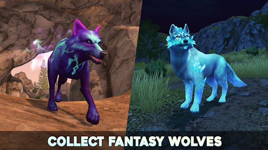 Wolf Tales – Online Wild Animal Sim Mod Apk 200246 3