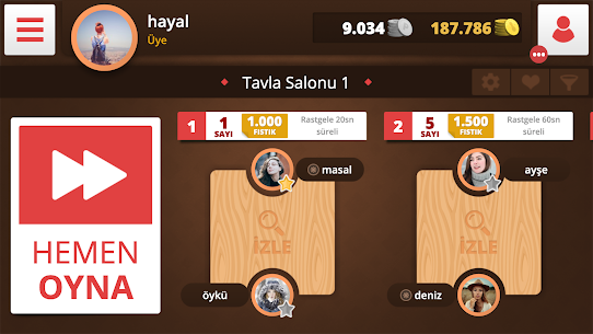 Free Tavla Online 4