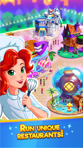 Chef Rescue - Cooking & Restaurant Management Game 2.12.4 Screenshots 4