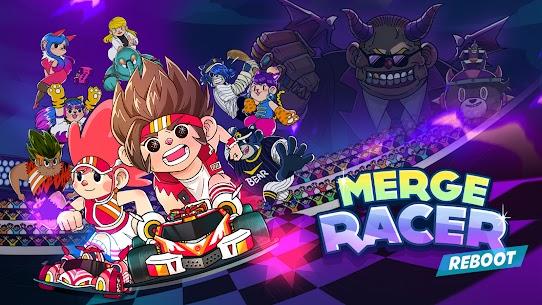 Merge Racer : Idle Merge Game Mod Apk 1.0.1 (Unlimited Coins/Cash/Diamonds/Tickets) 6