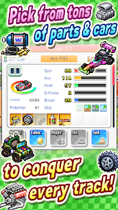 Grand Prix Story 2 Mod Apk 2.4.3 (Unlimited Gold/Fuel/Nitro) 11