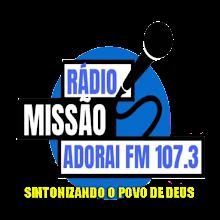 Rádio Missão Adorai Sintonizando o Povo de Deus icon