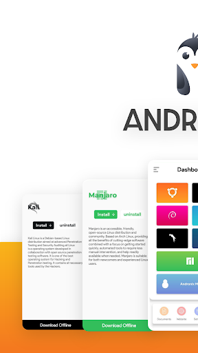 Andronix - Linux on Android without root 5.2 Screenshots 1