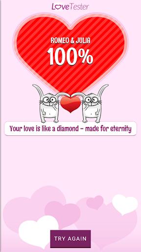 Love Tester - Find Real Love  Screenshots 2