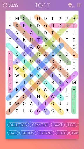 Word Search Puzzle 2.20.4 screenshots 1