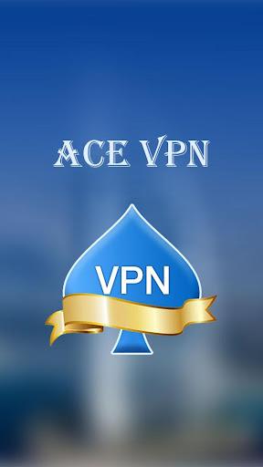 Ace VPN - A Fast, Unlimited Free VPN  Proxy 2.5.0 Screenshots 1