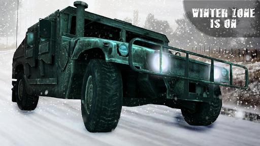 Off-road Jeep Drive-Winter Season Simulator 1.7 screenshots 4