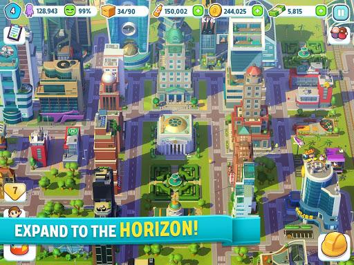 City Mania: Town Building Game apktram screenshots 11