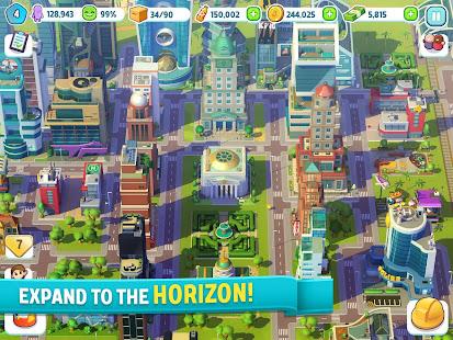 City Mania: Town Building Game screenshots 11