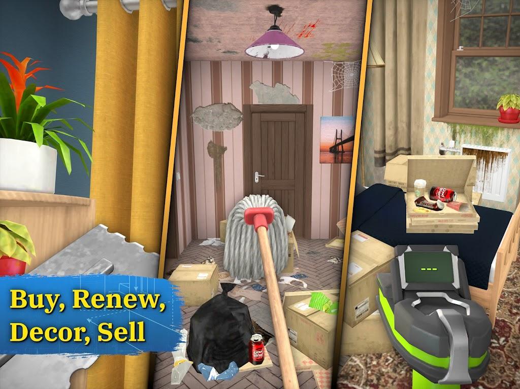 House Flipper: Home Design, Interior Makeover Game  poster 5