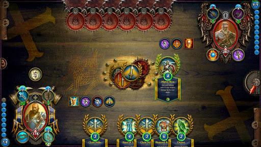 Ironbound: Card Battles RPG  screenshots 2