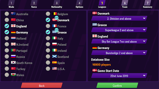 Football Manager 2020 Mobile 2