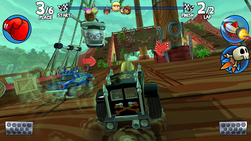 Code Triche Beach Buggy Racing 2 (Astuce) APK MOD screenshots 5