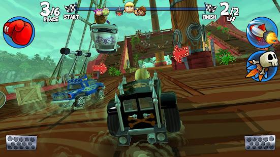Beach Buggy Racing 2 Unlimited Money
