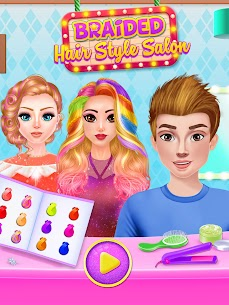 Braided Hairstyle Fashion Stylist For Pc | How To Download For Free(Windows And Mac) 1