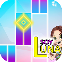 Soy luna Piano Tiles Icon