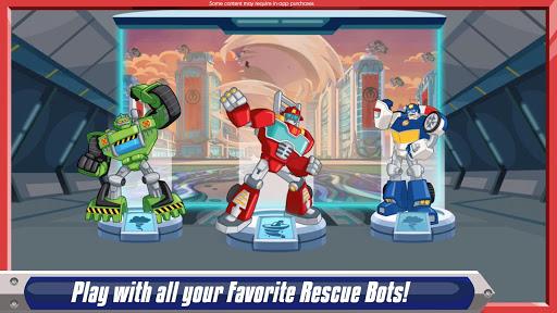 Transformers Rescue Bots: Disaster Dash 1.6 Screenshots 1