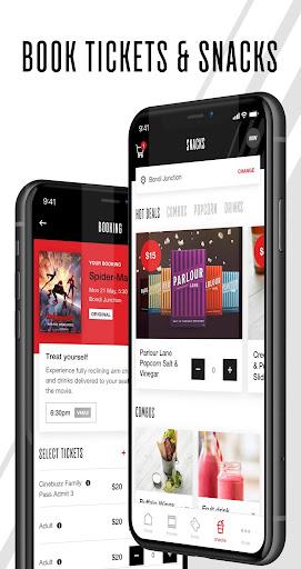 Event Cinemas NZ screenshots 2