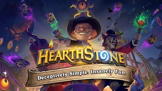 Hearthstone MOD (Unlocked All Features) 1