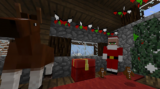 Christmas maps for Minecraft For Pc (Download For Windows 7/8/10 & Mac Os) Free! 2
