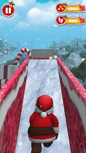 Fun Santa Run - Christmas Runner Adventure 2.7 screenshots 5
