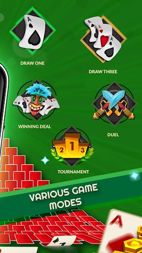 Solitaire - Offline Card Games Free screenshots 5