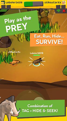 Code Triche Savanna Battleground – Hide and Seek mod apk screenshots 4